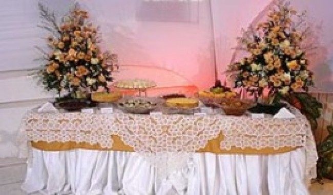 bodas2 Decoração para Bodas de Ouro