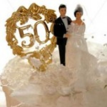 bodas3 Decoração para Bodas de Ouro