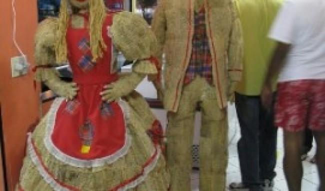 bonecos de estopa Festa Junina Bonecos Dicas
