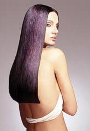 cabelo brilhante1 Como Deixar os Cabelos Brilhantes