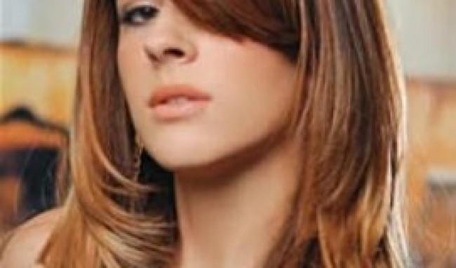 cabelo longo Cabelo da Moda 2011 Cortes, Cores