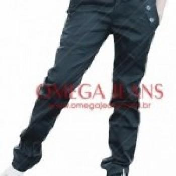 calça22 Calças Brim Masculinas