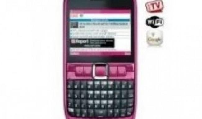 celular mp15 Celular Smartphone Rosa