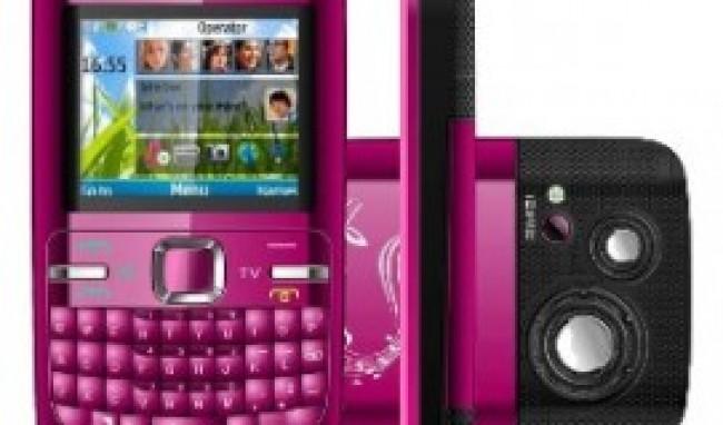 celular smartphone mp20 c3 Celular Smartphone Rosa