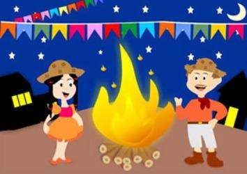 como organizar uma festa junina Como Organizar Uma Festa Junina