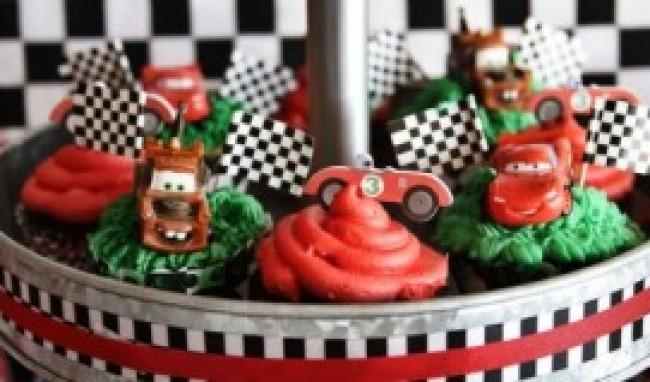 decoração carros festa infantil 8 Decoração Carros Festa Infantil