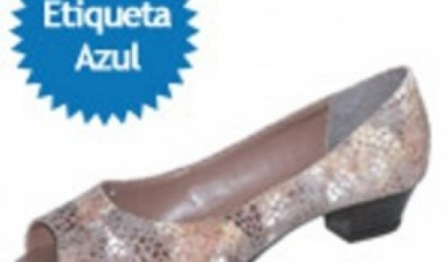 etiqueta azul31 Sapatos Galinha Morta Preços