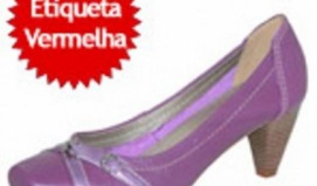 etiqueta vermelha2 Sapatos Galinha Morta Preços