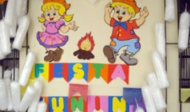festa junina decoração infantil 2 Festa Junina Decoração Infantil