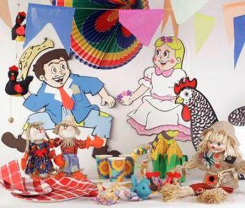 festa junina decoração infantil Festa Junina Decoração Infantil