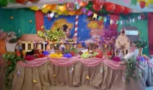 foto decoracao festa 3 Decoração de Festa Junina Infantil