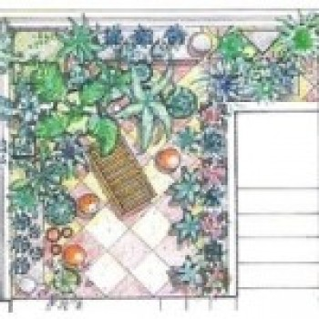 jardimpequeno1 Jardins Pequenos, Fotos