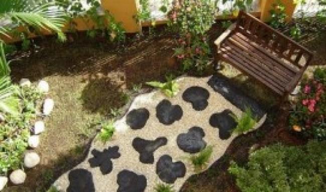 jardins pequenos 8 Jardins Pequenos, Fotos