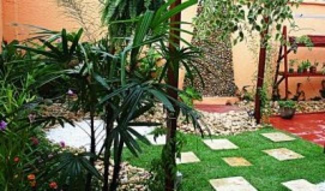 jardins residenciais pequenos 6 Jardins Pequenos, Fotos
