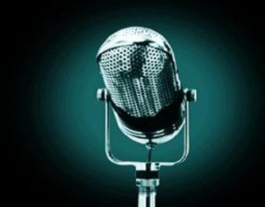 microfone Curso de Radialista com DRT