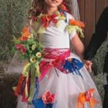 noivinha Roupas de Festa Junina Infantil