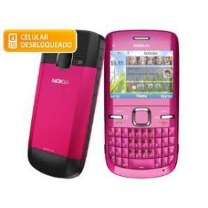 nokia Celular Smartphone Rosa