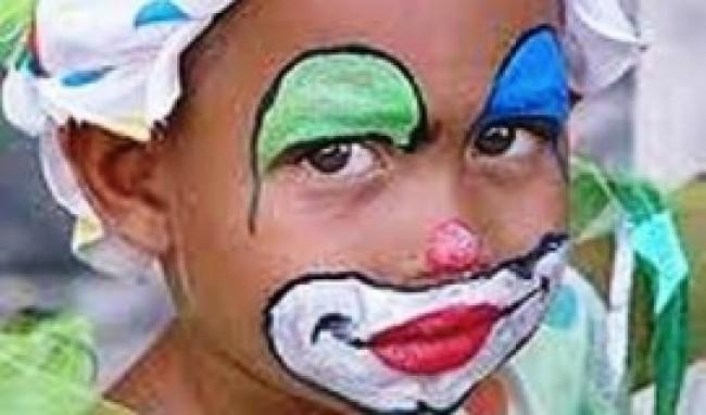 palhacinho Maquiagem de Palhaço Passo a Passo Infantil