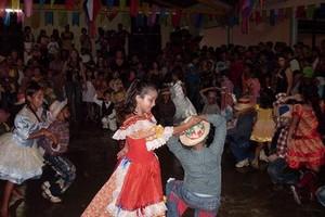 quadrilha1 Danças para Festa Junina Infantil