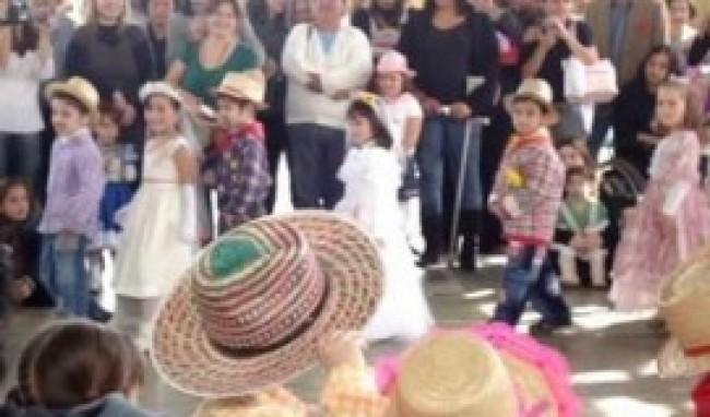 quadrilha2 Danças para Festa Junina Infantil