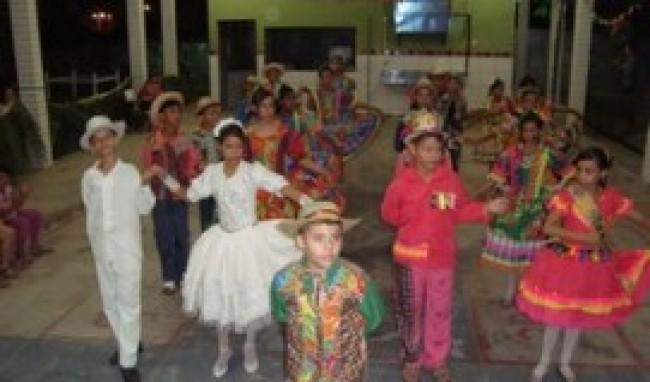 quadrilha3 Danças para Festa Junina Infantil
