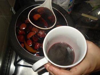 quentao2 Como Fazer Quentão com Vinho