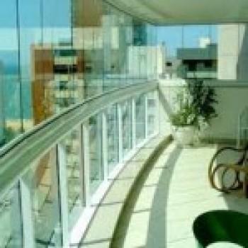 sacadas com vidro fotos dicas e vantagens3 Sacadas com Vidro   Fotos, Dicas e Vantagens