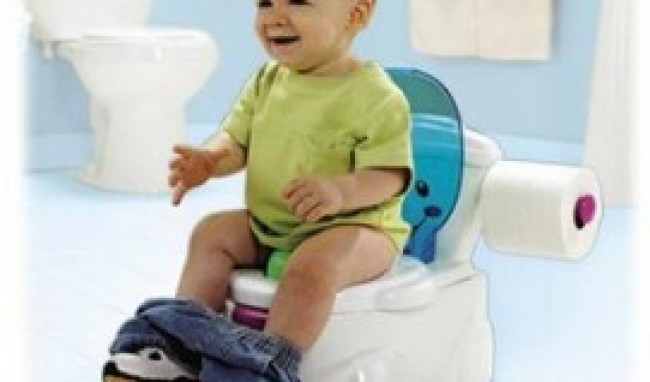 troninho2 Como ensinar o bebê a usar o troninho