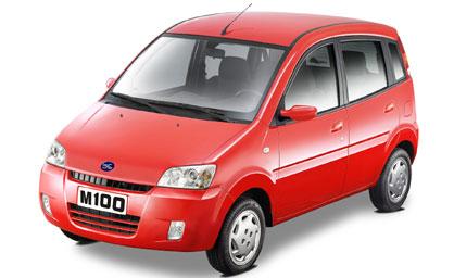 1 Effa M100 grande Modelos de Carros Chineses no Brasil