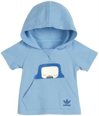 6 Roupas Adidas para Bebê