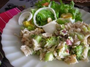 Almoço 2 300x225 Dicas de Como Preparar um Almoço Light, Receitas