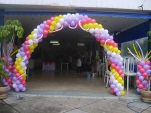 Balão 1 300x225 Decoração com Balões para Festas, Dicas
