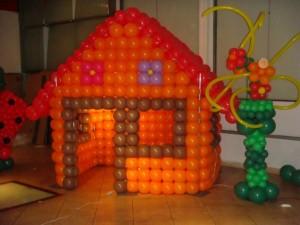 Balao 2 300x225 Decoração com Balões para Festas, Dicas