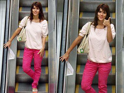 Calça Rosa Como Usar Calça Rosa Como Usar