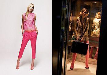 Calça Rosa Como Usar2 Calça Rosa Como Usar
