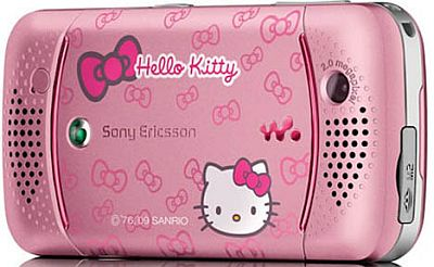 Celular da Hello kitty Sony Ericsson Celular da Hello kitty Sony Ericsson