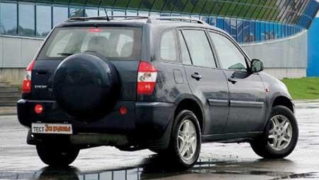 Chery Tiggo Malaysia 2 Modelos de Carros Chineses no Brasil