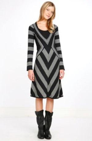 Como Usar Vestidos de Lã 3 Vestidos de Lã   Como Usar