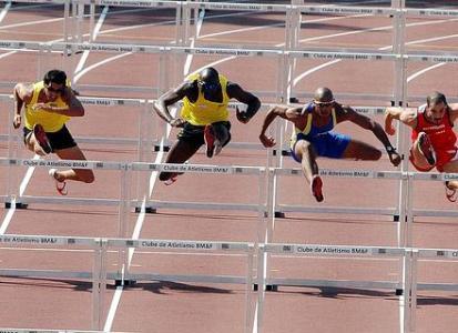 Corrida com Obstáculos 1 Corrida com Obstáculos