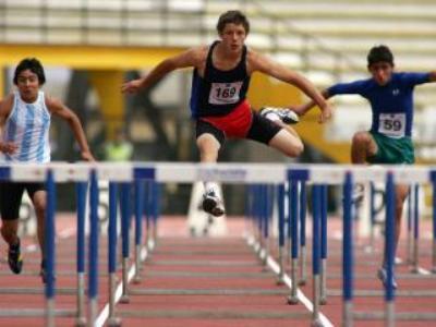 Corrida com Obstáculos 2 Corrida com Obstáculos