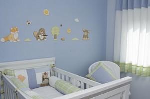 Decoração de quarto de meninos3 Decoração de Quarto de Meninos