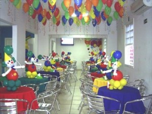 Festa com Tema Circo Fotos Decoração 1 300x225 Festa com Tema Circo, Fotos, Decoração