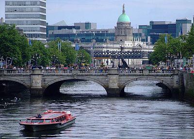 Lugares para se Conhecer em Dublin Irlanda Lugares para se Conhecer em Dublin   Irlanda