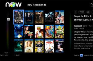 Now Net 1 Serviço NOW da NET, Como Funciona
