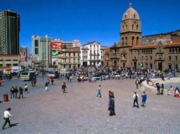 Pontos Turisticos em La Paz Pontos Turísticos em La Paz