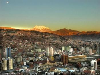 Pontos Turisticos em La Paz1 Pontos Turísticos em La Paz