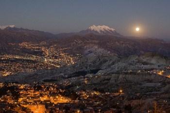Pontos Turisticos em La Paz3 Pontos Turísticos em La Paz