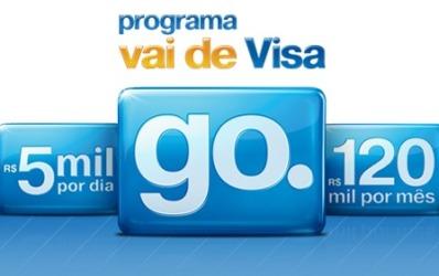 Promoção Vai de Visa prêmios 1 Promoção Vai de Visa, Prêmios