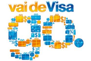 Promoção Vai de Visa prêmios Promoção Vai de Visa, Prêmios