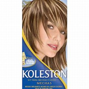 Tintura Koleston Mechas Luzes1 Tintura Koleston Mechas Luzes
